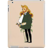 artist series - van gogh iPad Case/Skin