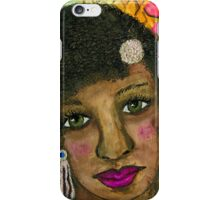 Sweet Sistah Girl iPhone Case/Skin
