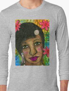 Sweet Sistah Girl Long Sleeve T-Shirt