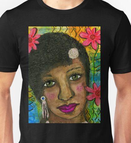 Sweet Sistah Girl Unisex T-Shirt