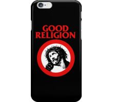 Good Religion (Jesus) iPhone Case/Skin