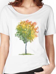 Fall Foliage Women's Relaxed Fit T-Shirt