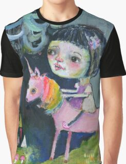 I ride upon my own Magic Graphic T-Shirt