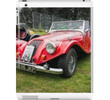 Griffon 110 Roadster Car iPad Case/Skin