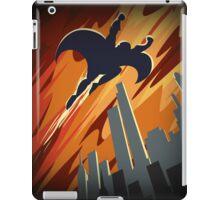 Flying Super hero iPad Case/Skin