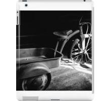 Tricycle Vintage iPad Case/Skin