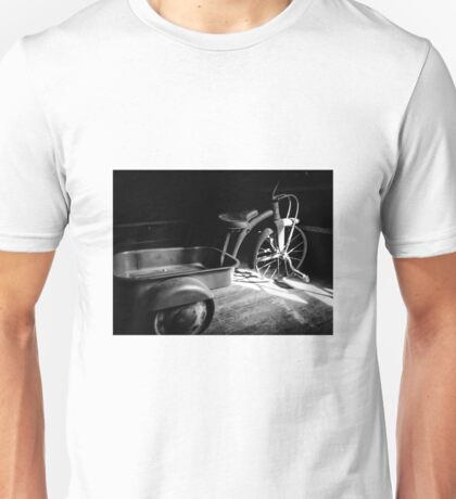 Tricycle Vintage Unisex T-Shirt