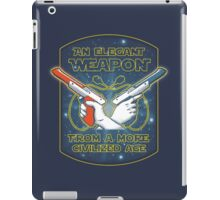 Elegant Weapon iPad Case/Skin