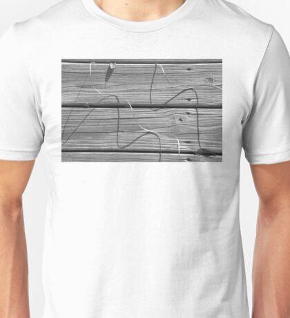 Sidewalk Still Life: The Dock Unisex T-Shirt