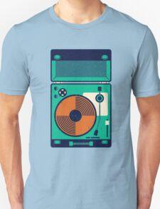 Record Player Unisex T-Shirt