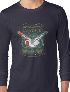 Elegant Weapon Long Sleeve T-Shirt