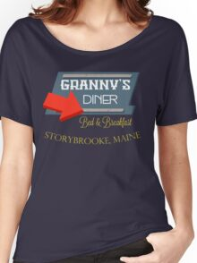Granny's Diner Women's Relaxed Fit T-Shirt
