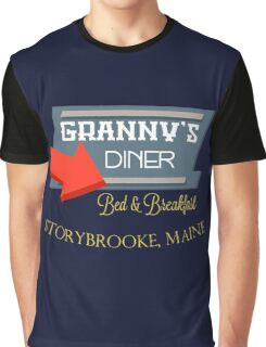 Granny's Diner Graphic T-Shirt