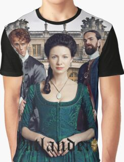 Outlander/Murtagh/Jamie & Claire Fraser Graphic T-Shirt