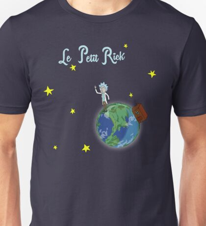 Le Petit Rick Unisex T-Shirt