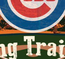 Chicago Cubs Spring Training 2016 Sticker