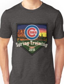 Chicago Cubs Spring Training 2016 Unisex T-Shirt