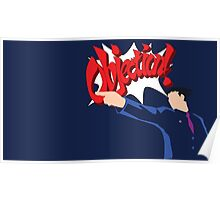 Objection lawyer Poster