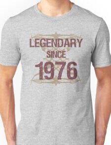 Legendary Since 1976 T-Shirt