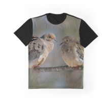 Mourning Dove Graphic T-Shirt