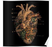 I`ll Find you - Love Travel Heart Wanderlust Poster
