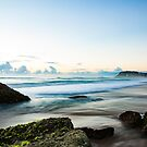 Sunrise - North Burleigh by Paul Manning