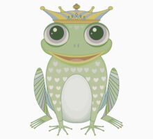 Frog Prince One Piece - Short Sleeve