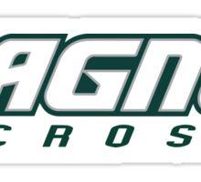 Wagner College Lax Sticker