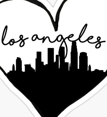 I Heart LA // Los Angeles Sticker