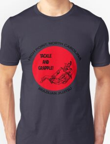 Tackle and Grapple! Unisex T-Shirt