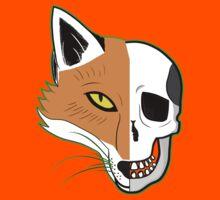 Fox Scull Kids Tee