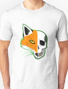 Fox Scull Unisex T-Shirt