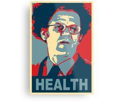 Health Metal Print