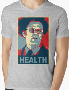 Health Mens V-Neck T-Shirt