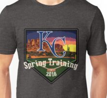 Kansas City Royals Spring Training 2016 Unisex T-Shirt