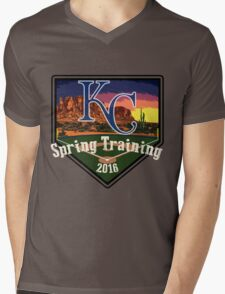 Kansas City Royals Spring Training 2016 Mens V-Neck T-Shirt