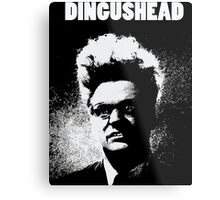 Dingushead Metal Print