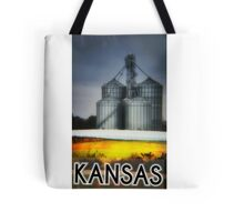 .Grain Of The Plains - Kansas Tote Bag