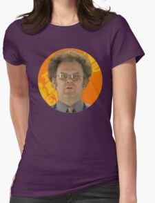Dr Steve brule Womens Fitted T-Shirt