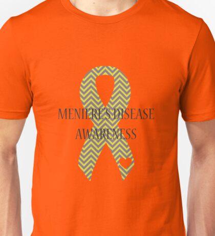Meniere's - Chevron Unisex T-Shirt