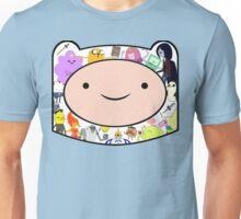Finn's Head of Friends! Unisex T-Shirt