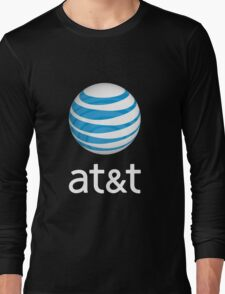 people at&t vintage Long Sleeve T-Shirt