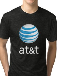 people at&t vintage Tri-blend T-Shirt
