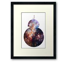 BB 8 Framed Print
