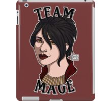 Team Mage Morrigan iPad Case/Skin
