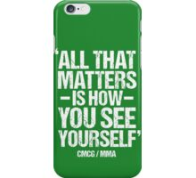 Conor McGregor - [All That Matters] iPhone Case/Skin