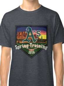 Oakland A's Spring Training 2016 Classic T-Shirt