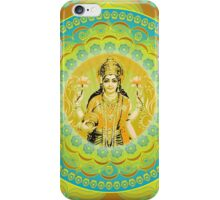 Lakshmi Goddess of Abundance and Prosperity iPhone Case/Skin