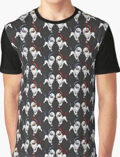 Pixel Absol, Shiny & Regular Graphic T-Shirt