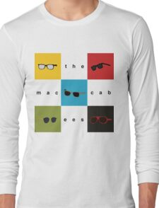 The Maccabees - Wall of Arms Long Sleeve T-Shirt